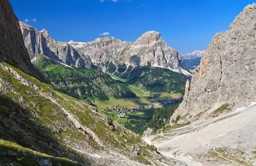 Dolomiti - Colfosco in Val Badia