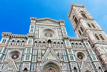 the Basilica of Santa Maria del Fiore (Basilica of Saint Mary of