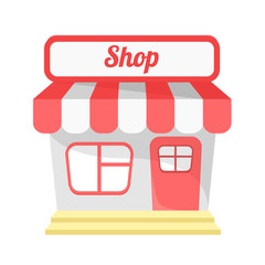 Vector Shop Icon