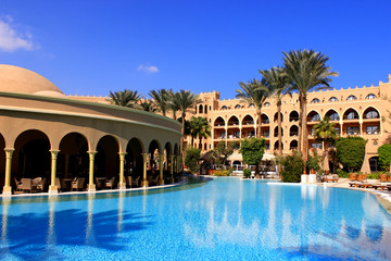 Ägypten - Makadi - Hotel