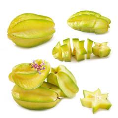 Star apple isolated