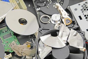 dismantling computer