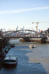 Hafen in Hamburg