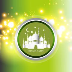 Ramadan Kareem background