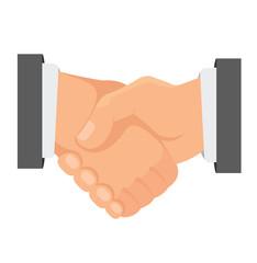 Vector Handshake Flat Icon