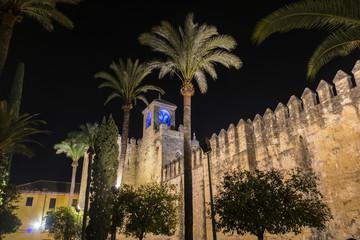 Alcazar of the Christian Monarchs, Cordoba, Spain
