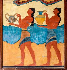 """""""Procession"""" fresco"""