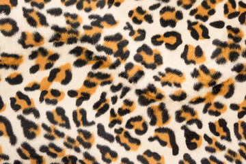 Tiger pattern background or texture