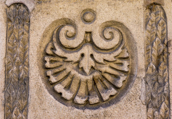 bas-relief bourguignon