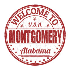 Welcome to Montgomery stamp