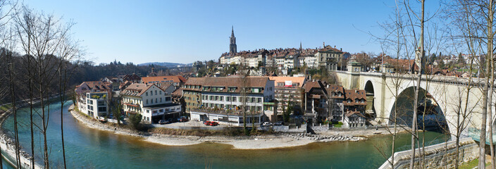 The city of Bern