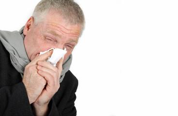 Grippe im Anmarsch