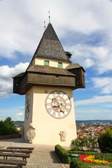 Uhrturm in Graz