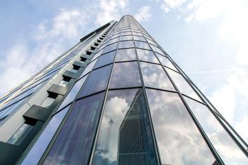 Moderne Architektur in Frankfurt am Main