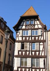 Strasbourg architecture (Alsace, France)