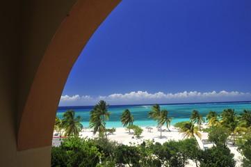 Playa Esmeralda,Kuba