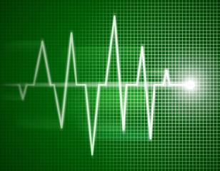 green cardiogram