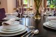 table set restaurant  - 68809558