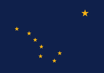 Flag of Alaska