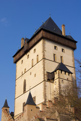 Karlstejn tower