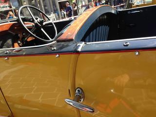 Old car detail
