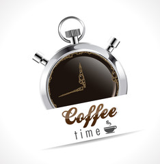 Stopwatch - Coffee time