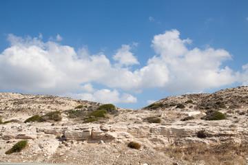 Rocks in Paphos (Cyprus)