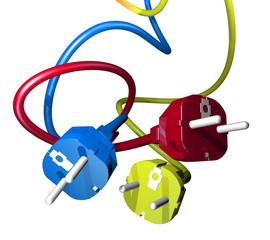 Color plug
