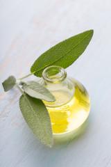 Salbei - ätherisches Öl - Salbeiöl