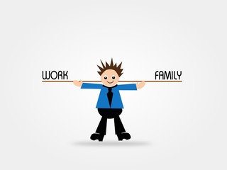 Work and family balance