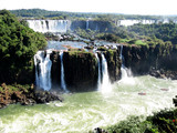 Naklejka Cataratas do Iguaçu Paraná Brasil
