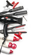 Professional hairdresser tools - 68813787