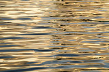 Water abstract on the jordan river surface.