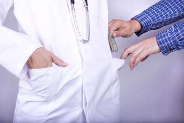 Arzt Dollar Tasche