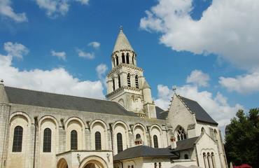 Eglise Notre Dame de poitiers