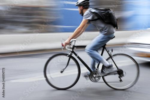Leinwandbild Motiv alternative ecological clean transport