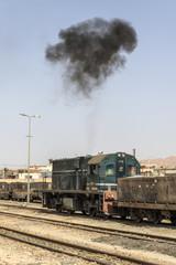 Tren Túnez