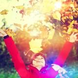 Fototapety Herbstspaß