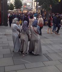 Muslima in Wien