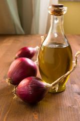 Cipolle e olio