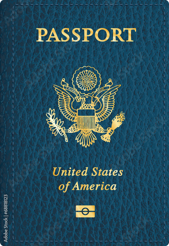 US passport - 68818123