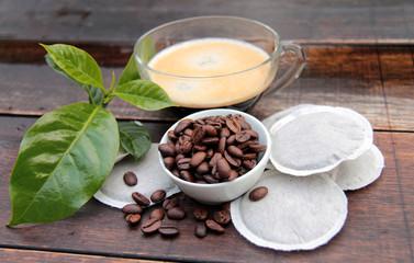 Padkaffee
