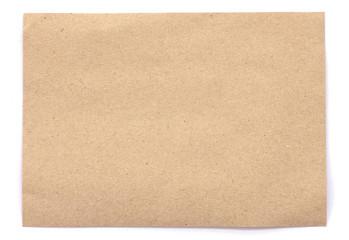 Brown paper fiber background/texture