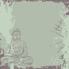 Buddha Hintergund