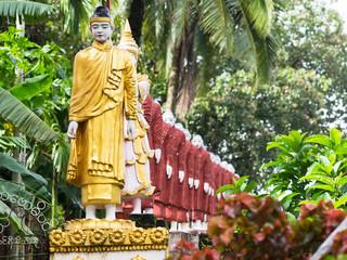 Buddha image in Myanmar