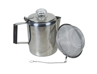 Tea Infuser and Coffee Pot