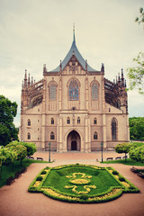 Cathedral of Saint Barbara in Kutna Hora