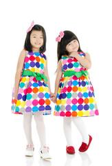 Little fashion models