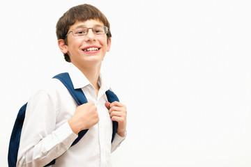 Портрет счастливого ученика