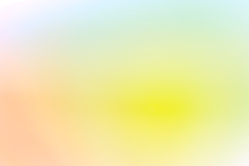 fuzzy pink blue yellow background gradient
